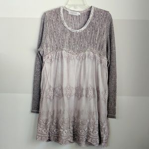 Simple Couture Tunic/Dress XL